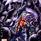 CAPTAIN BRITAIN AND MI13 #8 NM (2009)