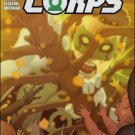 GREEN LANTERN CORPS #31 NM (2008)