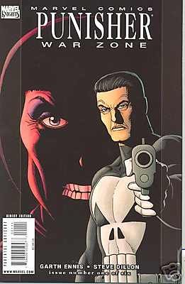 PUNISHER WAR ZONE #1 NM (2009)