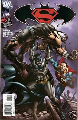 SUPERMAN BATMAN # 54 NM (2009)