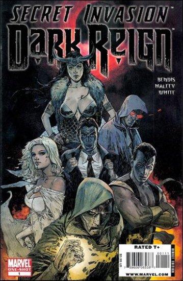 SECRET INVASION DARK REIGN#1 NM (2009)
