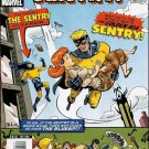 AGE OF THE SENTRY #4 NM (2009)