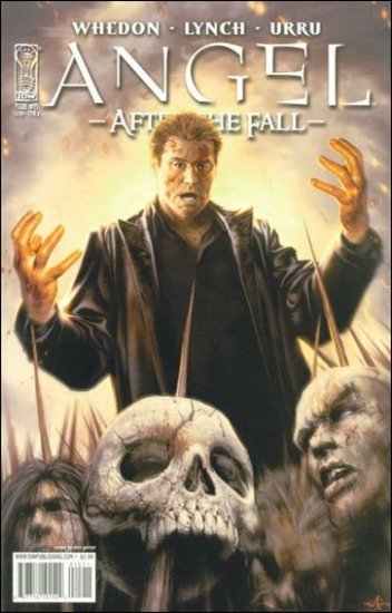 ANGEL AFTER THE FALL #15 NM(2009) CVR A