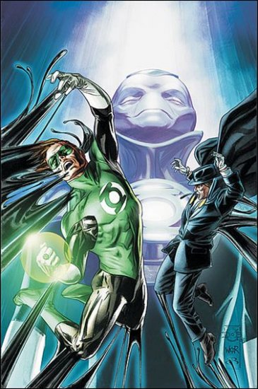 BRAVE AND THE BOLD #20 NM (2009) GREEN LANTERN & PHANTOM STRANGER