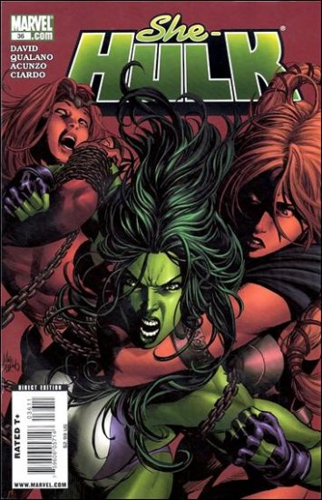 SHE-HULK 2 #36  NM(2009)