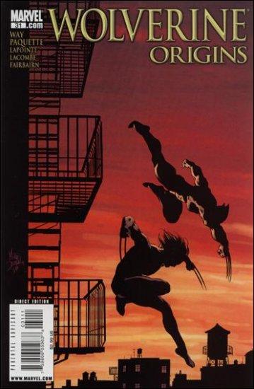 WOLVERINE ORIGINS #31 NM (2008)
