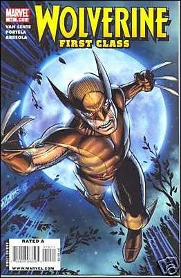 WOLVERINE FIRST CLASS #10 NM (2008)