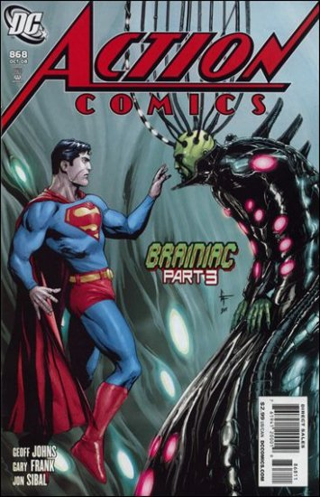ACTION COMICS #868 NM(2008)