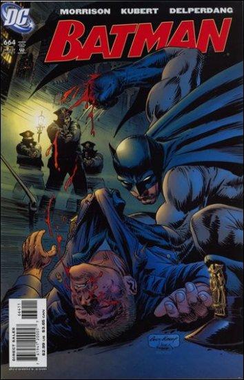 BATMAN #664 NM (2007)
