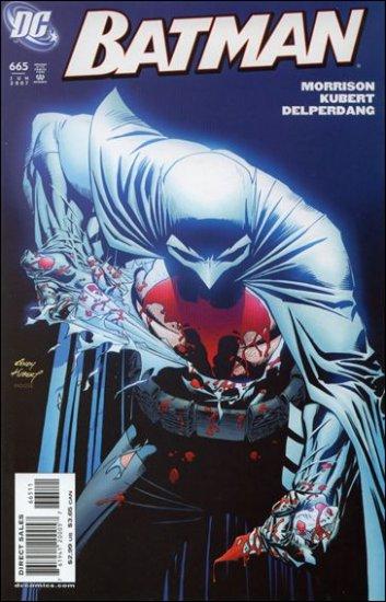 BATMAN #665 NM (2007)