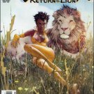 VIXEN RETURN OF THE LION #1 NM (2008)