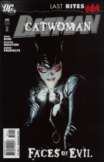 BATMAN #685 NM(2009) *LAST RITES*