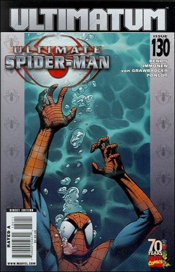 ULTIMATE SPIDER-MAN #130 NM (2009)