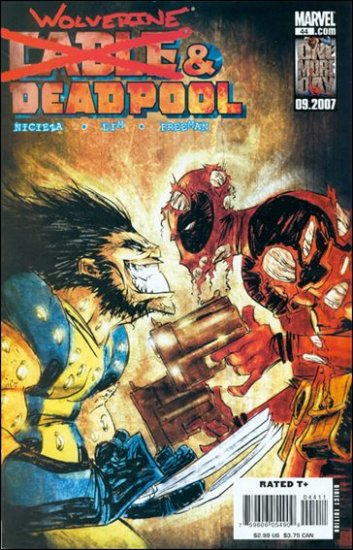 CABLE & DEADPOOL #44 VF/NM (WOLVERINE)
