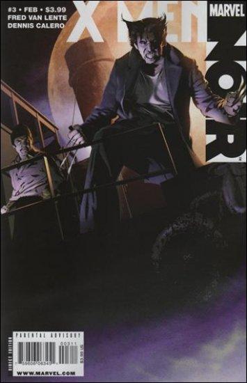 X-MEN NOIR #3 NM (2009)