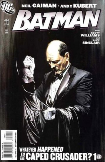 "BATMAN #686 NM(2009) ""A"" COVER"