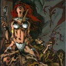 RED SONJA #3 VF/NM RUBI WRAP-AROUND COVER  * DYNAMITE*