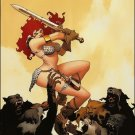 RED SONJA #5 VF/NM RISSO COVER  * DYNAMITE*