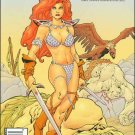 RED SONJA #18 VF/NM LOPRESTI COVER  *DYNAMITE*
