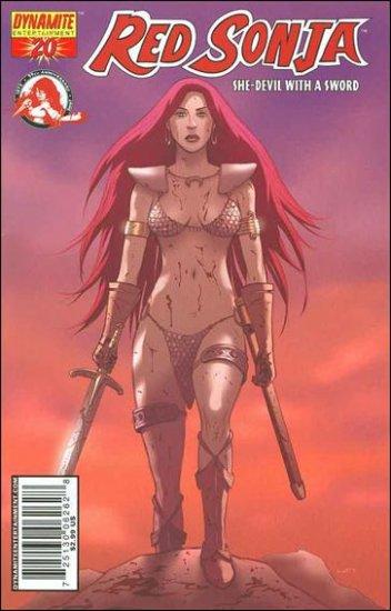 RED SONJA #20 VF/NM LUNA COVER  *DYNAMITE*