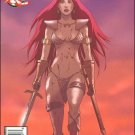 RED SONJA #20 VF/NM LUNA COVER  *DYNAMITE*