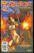 RED SONJA #21 VF/NM BATISTA COVER  *DYNAMITE*