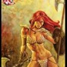 RED SONJA #26 VF/NM HOMS COVER  *DYNAMITE*