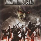 THUNDERBOLTS #128 VF (2009)UNANNOUNCED 1ST APPEARANCE AS PRESIDENT OBAMA-SEE AMAZING SPIDER-MAN #583