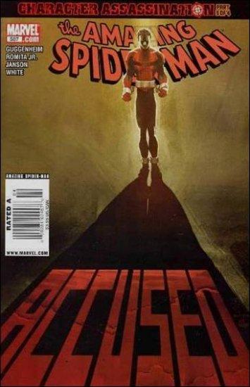 AMAZING SPIDER-MAN #587 NM (2009)