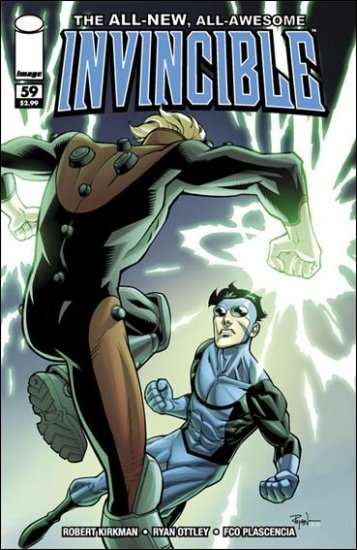 INVINCIBLE #59 NM (2009)