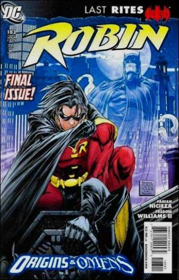 ROBIN #183 NM (2009) FINAL ISSUE