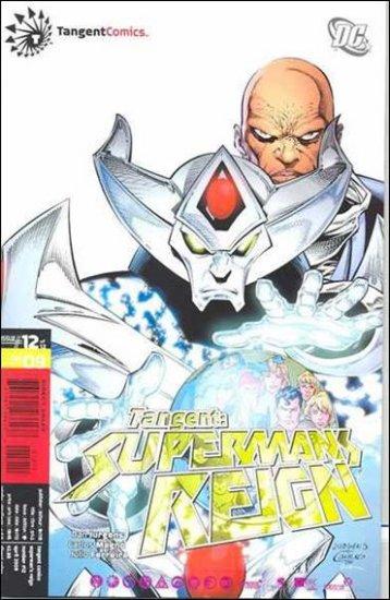 TANGENT SUPERMAN�S REIGN #12 NM (2009)
