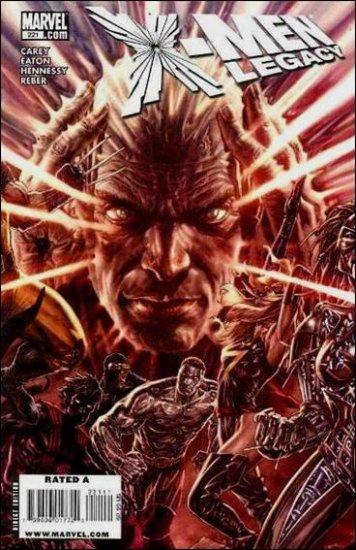 X-MEN LEGACY #221 NM (2009)