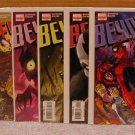 BEYOND: 1-6 COMPLETE SET
