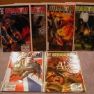 WISDOM: 1-5 LIMITED SERIES VF/NM COMPLETE SET