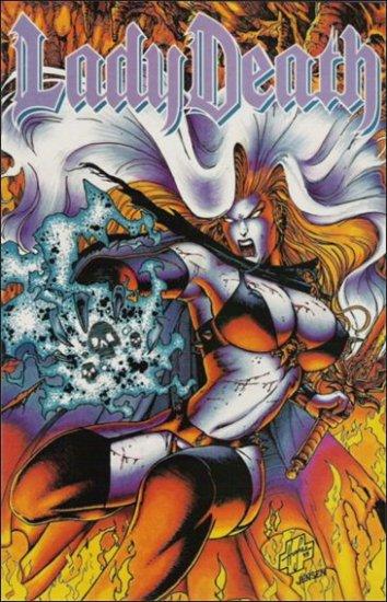LADY DEATH VOL1 #3 (1994)