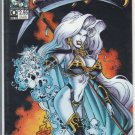 LADY DEATH DEATH BECOMES HER #0 (1997)