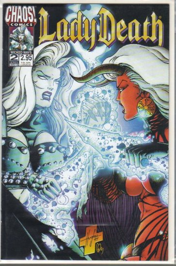 LADY DEATH WICKED WAYS #2 (1998)
