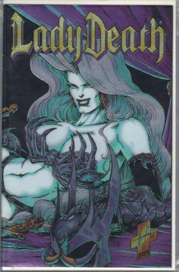 LADY DEATH III: THE ODYSSEY PREMIUM EDITION- LIMITED (1996)