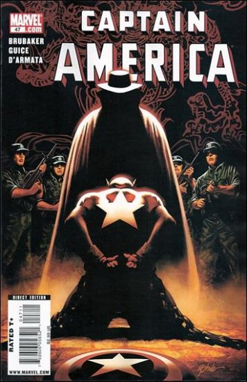CAPTAIN AMERICA #47 NM (2009)