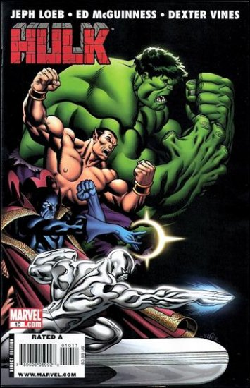 """HULK #10 NM(2009)COVER """"A"""""""