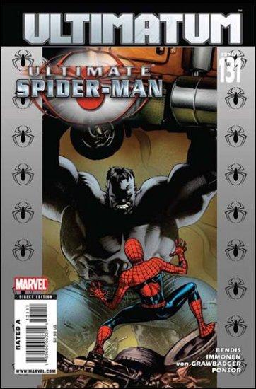 ULTIMATE SPIDER-MAN #131 NM (2009)