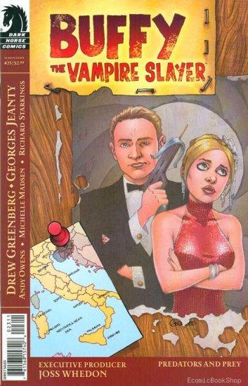 BUFFY THE VAMPIRE SLAYER SEASON EIGHT #23 (2009) COVER B