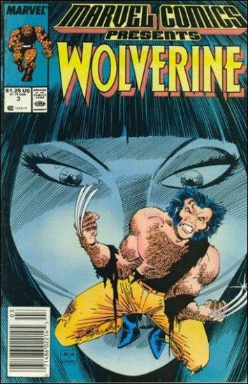 MARVEL COMICS PRESENTS (1988) #3 VF/NM