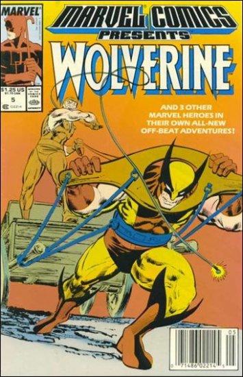 MARVEL COMICS PRESENTS (1988) #5 VF/NM