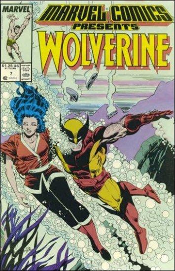 MARVEL COMICS PRESENTS (1988) #7 VF/NM