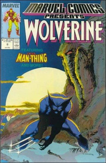 MARVEL COMICS PRESENTS (1988) #8 VF/NM