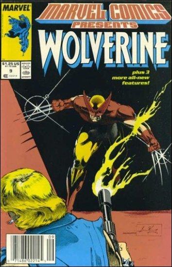 MARVEL COMICS PRESENTS (1988) #9 VF/NM