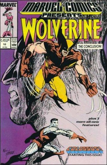 MARVEL COMICS PRESENTS (1988) #10 VF/NM