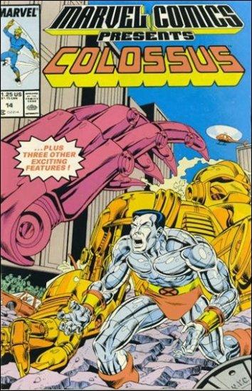 MARVEL COMICS PRESENTS (1988) #14 VF/NM